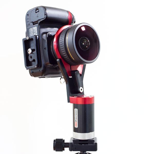 Rótula de 360Precision para objetivo Sigma de 8mm