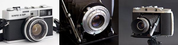 Cámaras clásicas - Classic cameras