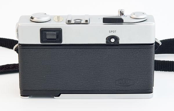 Olympus 35 SP compact rangefinder