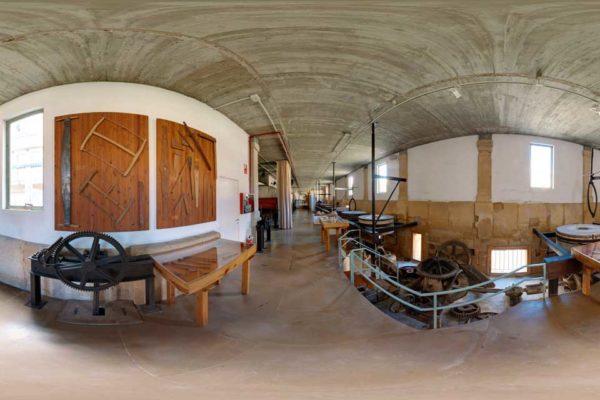 Museo Hidráulico Molinos de Río