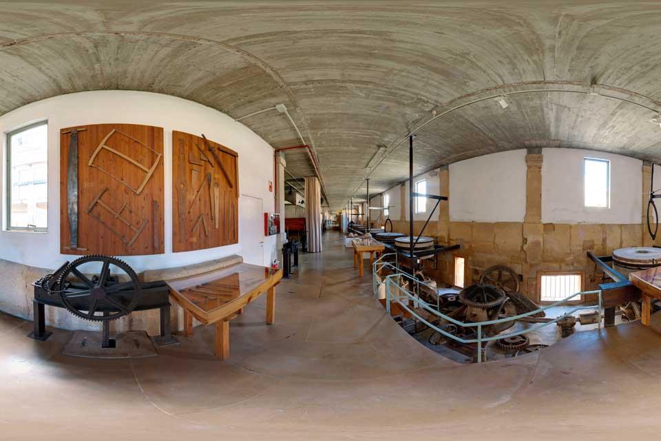 Visita virtual Museo Hidráulico Los Molinos y las Caballerizas
