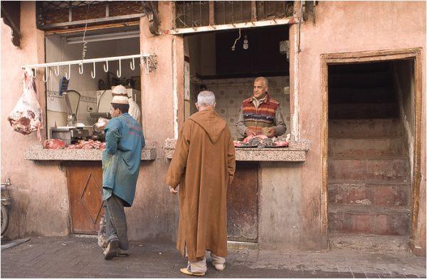 Estampas de Marrakech