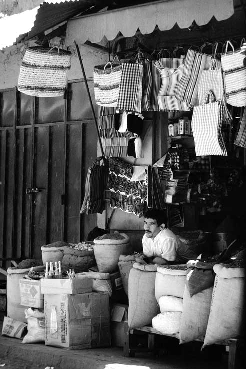 tienda marroquí