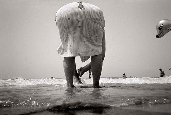 Díaz Burgos: Historias de playa