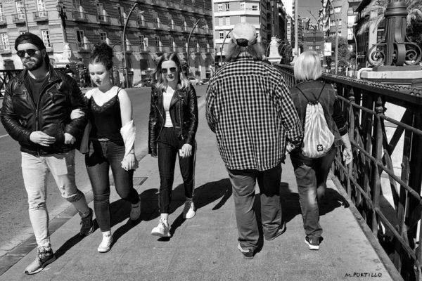 Escenas urbanas de Murcia
